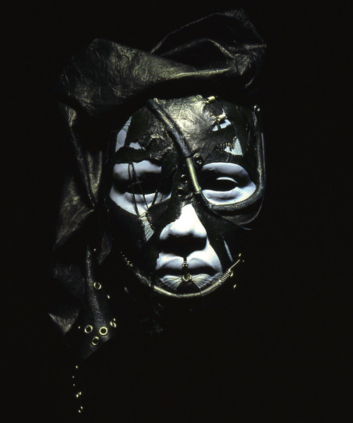 Mask - Grace Jones - sometime late 80s