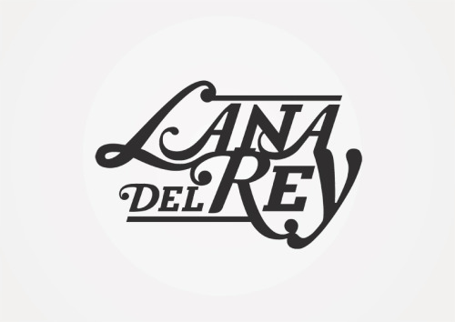 LOGO FOR LANA DEL REY