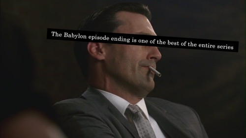 just finished this episode!