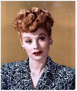retrogasm:  Lucille Ball collection 600+ photos