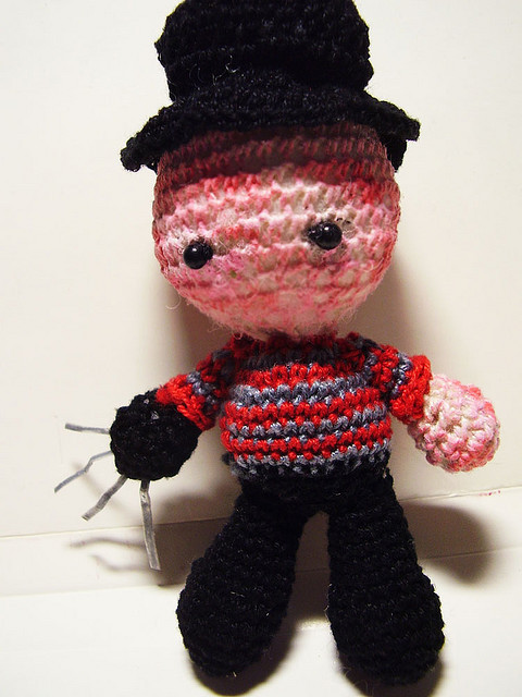 jalapenoaddict:  Freddie Krueger by deadcraft on Flickr.