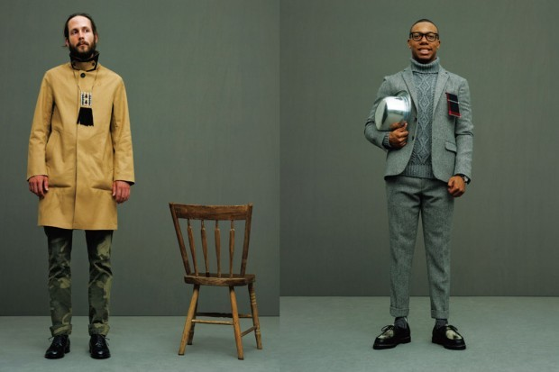 adrianforissue986:  United Arrows Fall/Winter 2011 Collection | SLAMXHYPE