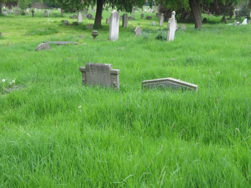My favorite cemetery in London is Streatham cemetery (Tooting).