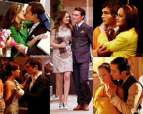 Chuck Bass & Blair Waldorf (from gossip girl) » one of my favourite couples
