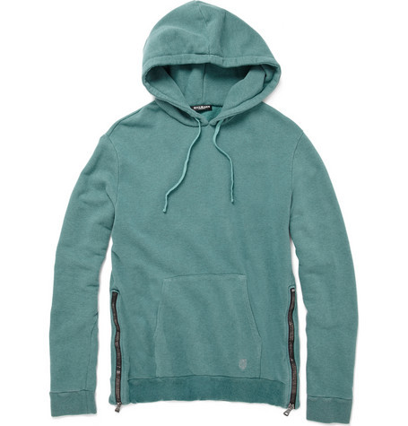This hooded sweatshirt costs $1,860.
