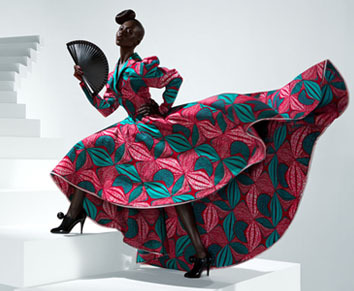cuattrochic:  Vlisco.  Killing everything they touch since 1846.