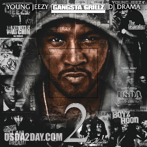 Young Jeezy - The Real Is Back [Artwork] Coming very soon…