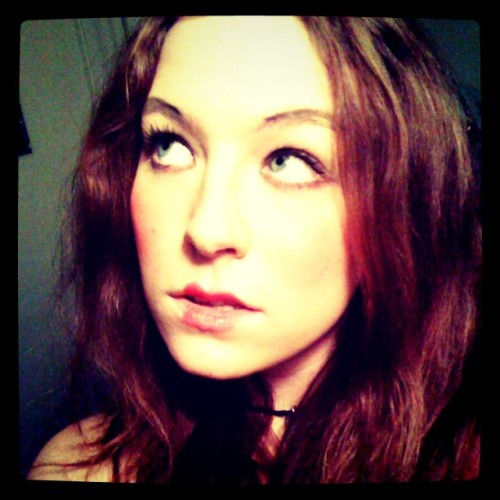 Dolly #makeup #personal (Taken with instagram)