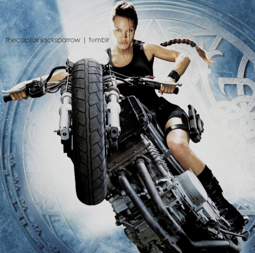 Tomb Raider: Lara Croft. - Angelina Jolie