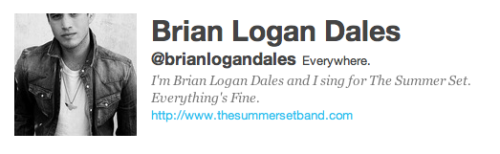 welcometothesoundofprettyodd:  does your name happen to be brian logan dales because i can't tell by your fucking vague description