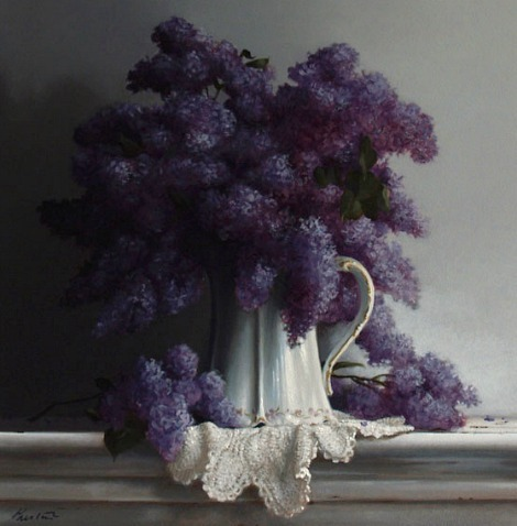 stilllifequickheart:  Larry Preston Lilacs 2011