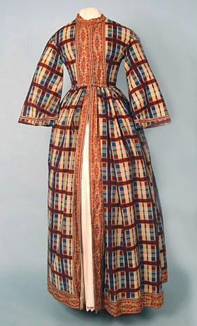 Robe, ca 1850
