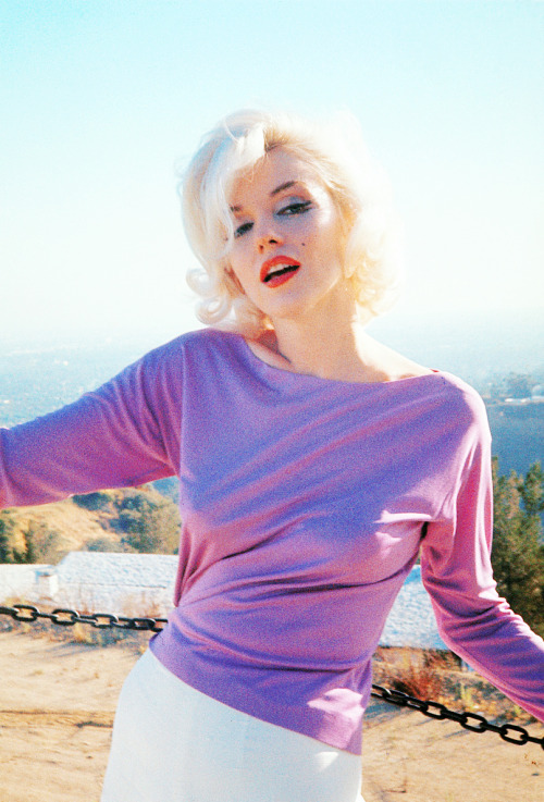vintagegal:  Marilyn Monroe by George Barris 1962