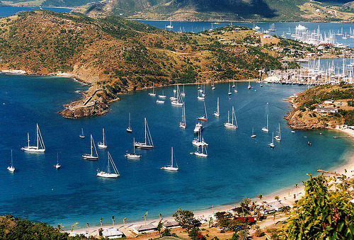 Places I'd like to visit #422: ANTIGUA  Antille-mar dei Caraibi