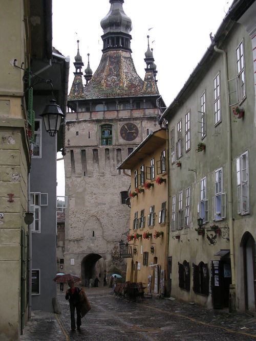 acidadebranca:    Beauties (Pictures) of your Country [15] Sighișoara, Transylvania  via