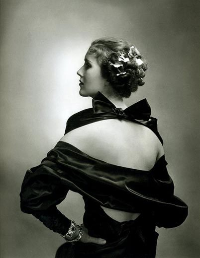 maudelynn:  fashion photograph by edward steichen c.1930s