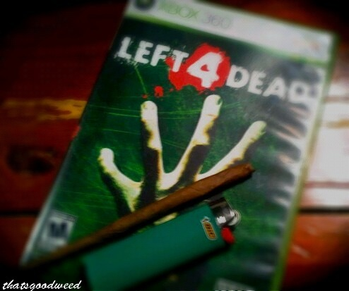 thatsgoodweed:  Weed and Zombies till i die by thatsgoodweed
