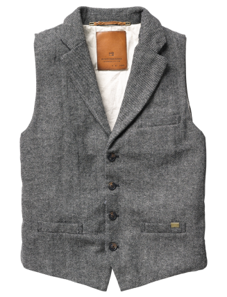 Scotch & Soda Fancy Gilet