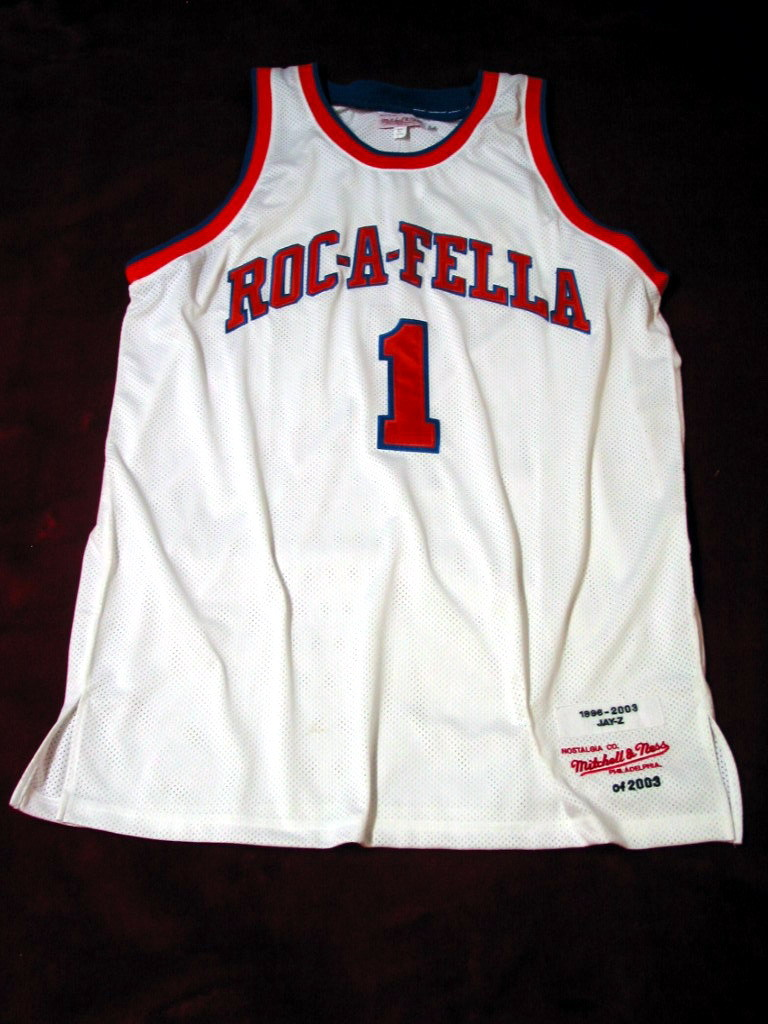 ROC-A-FLY jersey in the summertime