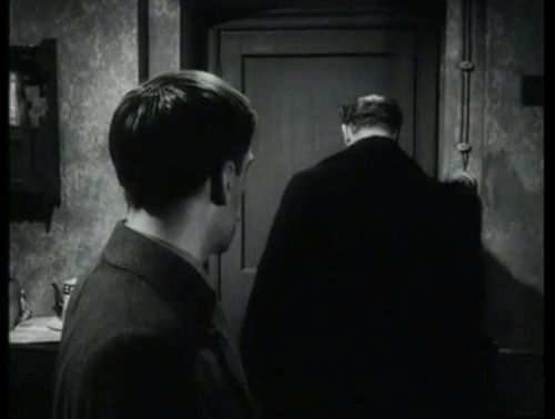 The back of Patrick Troughton's neck just being attractive.