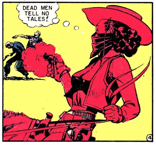 (via Pappy's Golden Age Comics Blogzine)  Saddle Justicewas an EC Comics entry into the field of Western-themed comic books…