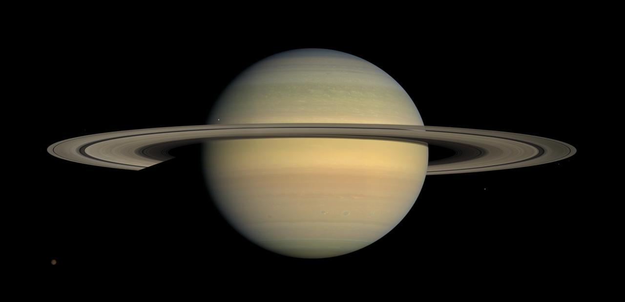 saturn would float in water