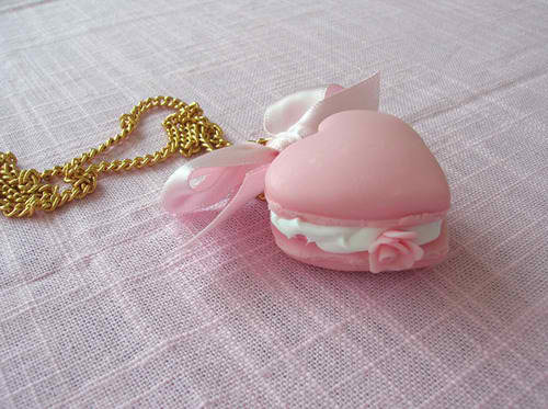 yummy necklace <3