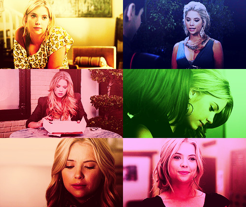 TV Meme (Characters you love)★ Hanna Marin