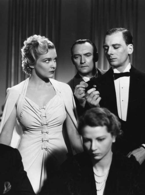 Madeleine Carroll in Hitchcock's The Secret Agent (1936) Image Source: StyleList