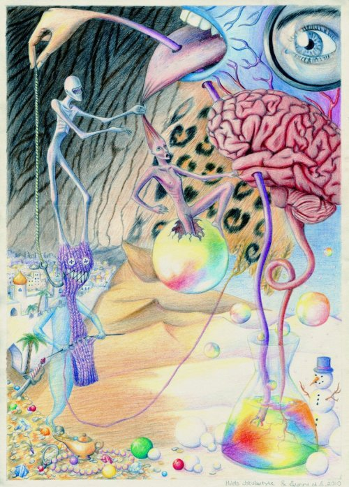 piffpower:  Behind boundaries of mind by ~heart-4-art
