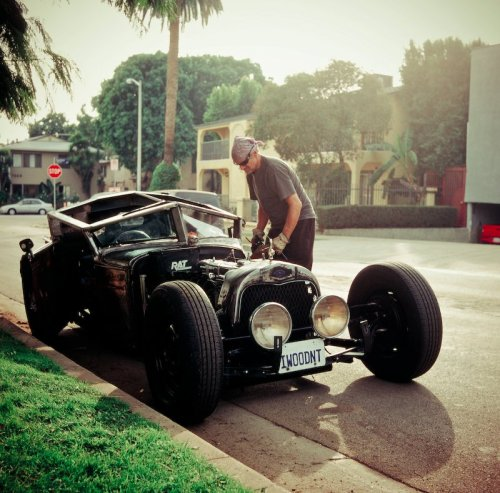 Rat Rods for the win.