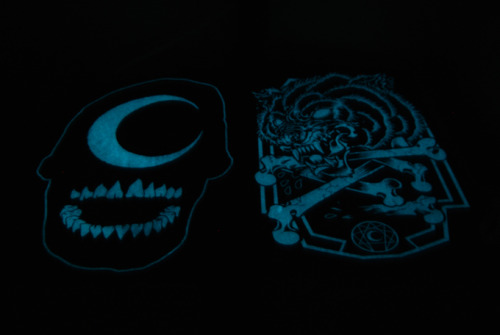 Just a reminder!i have GLOW IN THE DARK back patches available in my store: http://daggersforteeth.bigcartel.com/they are reasonably priced and VERY limited. check them out!