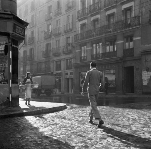 Cas Oorthuys, Madrid, Spain, 1954-1956