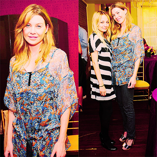60 days of Ellen Pompeo (candids/appearances) (★) 53# at Andrea Lieberman's Baby Shower -  April 1, 2008