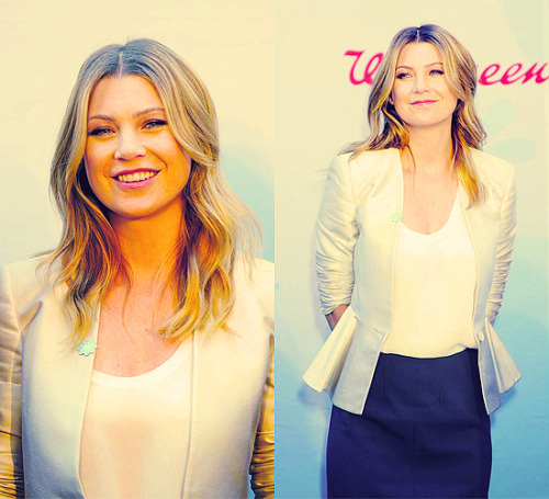 60 days of Ellen Pompeo (candids/appearances) (★) 55# Choose You Launch -  May 4, 2010