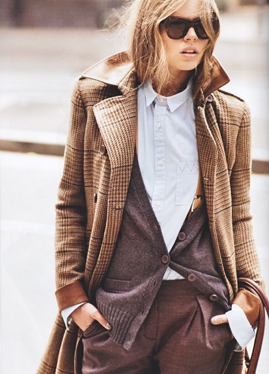 Chic in Menswear