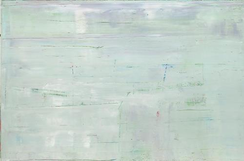 Gerhard Richter. Abstract Painting (911-3), 2009. 78 3/4 X 118 1/8 in. [source: Marian Goodman Gallery] (via artspotting)