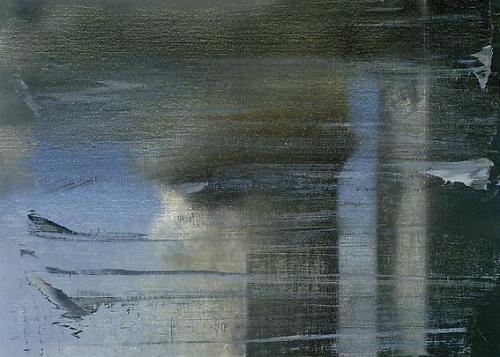 Gerhard Richter. September, 2009. Print between glass, 26 X 35 3/8 in. more gerhard richter