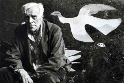 "Georges Braque  ""In Art there is only one thing that counts; the thing you can't explain."""