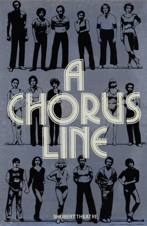 A Chorus Line (1975) I really miss this show :(