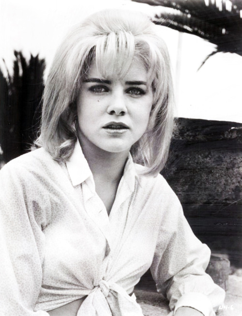 "Sue Lyon in ""Night of the Iguana"" 1964"