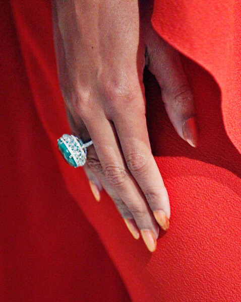 Bey's nails at the VMA's