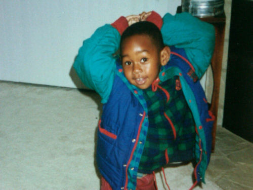 fashionfever:  Omg, Tyler was the CUTEST baby !