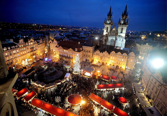 Prague, Czech Republic. Beautiful ♥