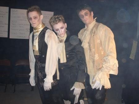 Ivan Koumaev (S2), Travis Wall (S2), and Dmitry Chaplin (S2). (via laurengottarmy)
