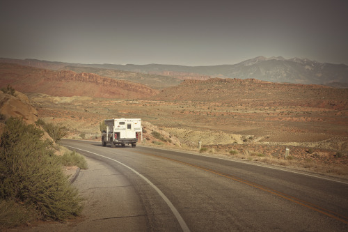 ROAD TRIP image no. 227 Arches National Park, Utah July 1st, 2011 + click through to see larger