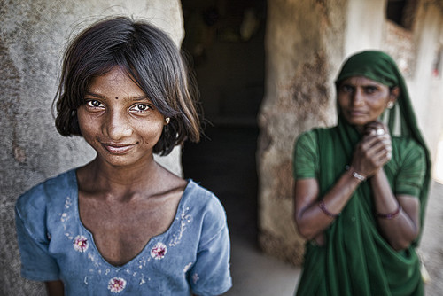The Next Generation-Dungapur-India by photosadhu on Flickr.  yindia: