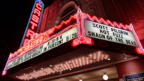 26th August 2011 | Castro Theatre, San Francisco by Edgar Wright on Flickr.
