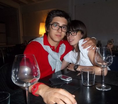 Gianluca Ginoble Girlfriend Gianluca Ginoble And Jessica