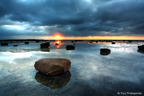 Long Reef Sunrise :: Sydney, Australia (by -yury-)